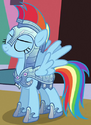 Rainbow Dash knight ID S3E02
