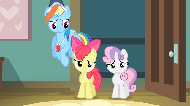 File:Sweetie Belle 'Not without you, Scootaloo' S4E05.png
