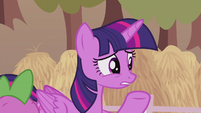 "Twilight ""I know this is hard to believe"" S5E25"