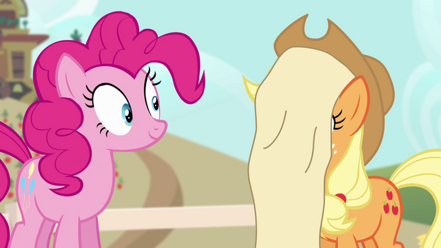 File:Applejack with scroll on her face S4E09.png