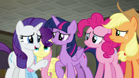 "Rarity ""I appreciate the offer"" S6E9"