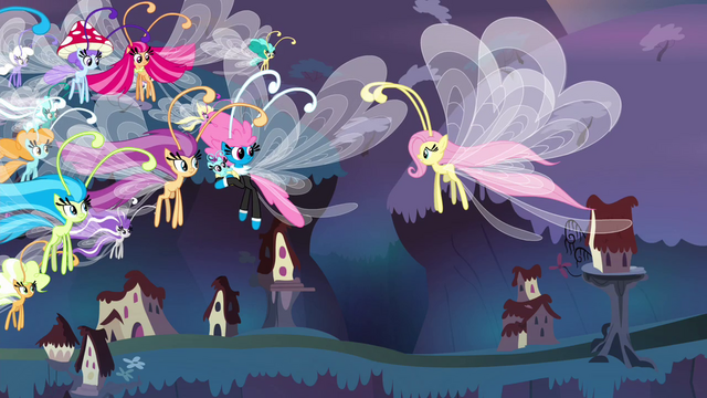 File:Fluttershy saying goodbye to the Breezies S4E16.png
