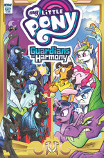My Little Pony Annual 2017 cover A