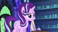 """Starlight Glimmer """"discovered a very old spell"""" S6E21"""
