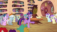 "Twilight ""thank the Cutie Mark Crusaders"" S4E15"