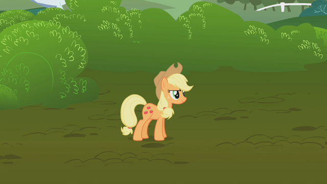 File:Applejack watches ball of parasprites roll away S1E10.png