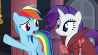 """Rainbow """"Ice irises are almost impossible to find in spring!"""" S5E15"""