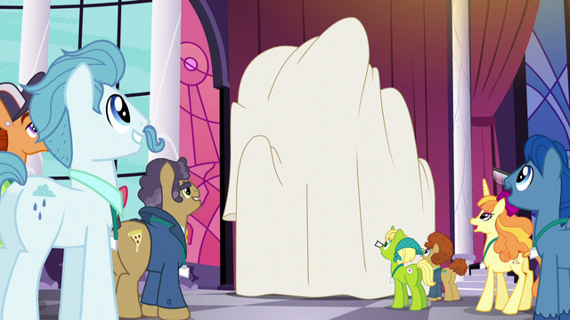 File:Summit delegates looking at giant tarp S5E10.png