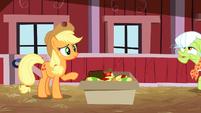 """Applejack """"Ghesundheit"""" S03E08"""
