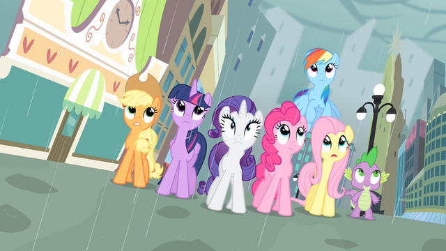 File:Main cast in the rain S4E08.png