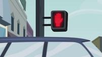 Pedestrian signal 'stop' EG2