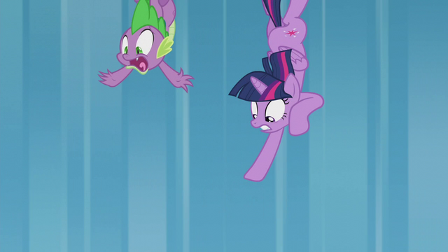 File:Twilight and Spike fall out of the sky again S5E25.png