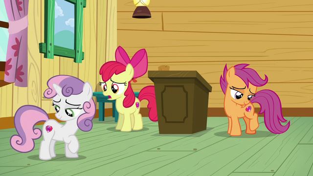 "File:AB ""Just spend our days starin' down at our own flanks?"" S6E4.png"