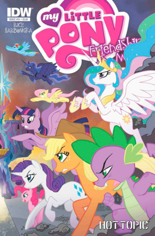 File:Comic issue 31 Hot Topic cover.png