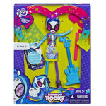 DJ Pon-3 Equestria Girls Rainbow Rocks designing dress doll packaging