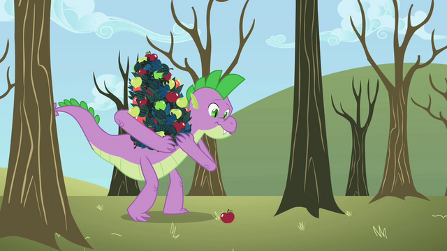 File:Spike almost missed one S2E10.png