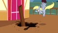 Derpy Hooves Flying 3 S2E14.png