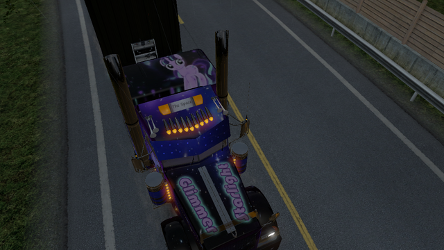 File:FANMADE ETS2 Pete 389 Custom - Starlight Glimmer Skin 5.png