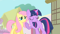 Fluttershy didn't know any better S01E22