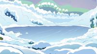 Frozen lake S5E5