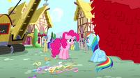 Pinkie Pie forfeits S4E12