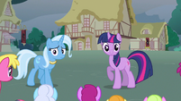 Trixie back away slowly S3E5