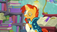 Sunburst uses his magic S6E2