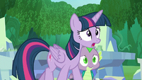 "Twilight ""Please, you have to listen"" S5E26"