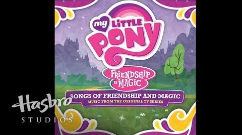 "MLP Friendship is Magic - ""At the Gala"" OFFICIAL AUDIO"