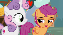 """Scootaloo """"helping's what we do, right?"""" S6E19"""