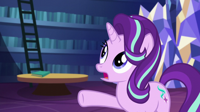 "File:Starlight ""can't believe you're letting me stay here"" S6E1.png"