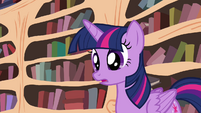 Twilight looking S4E18