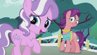 "Diamond ""these are the Cutie Mark Crusaders"" S5E18"