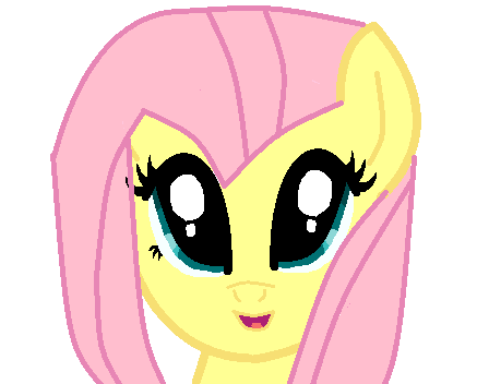 File:FANMADE Cute Fluttershy.png