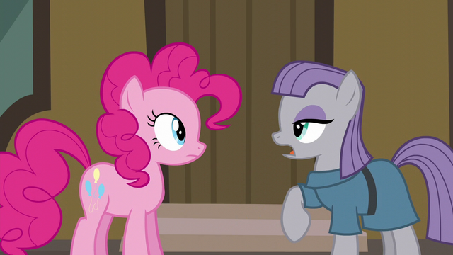 "File:Maud Pie ""it's an expression of love"" S6E3.png"
