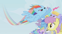 Rainbow Dash's Fantastic Filly Flash S1E03