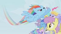 Rainbow Dash's Fantastic Filly Flash S1E03