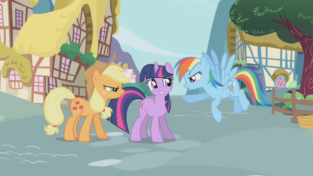 "File:Rainbow Dash ""YOUR ticket?! S1E03.png"