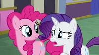 "Rarity ""it's very rustic"" S6E12"