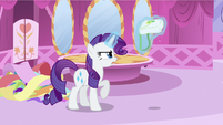 Rarity she raised S2E23