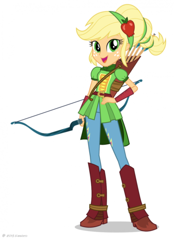 File:Friendship Games Applejack Sporty Style artwork.png