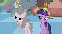 Pinkie Pie 'It's your fault it didn't work' S2E02