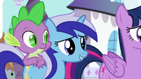 "Minuette ""She always did like her books"" S5E12"