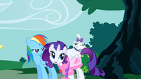 Rarity I forgive S1E14