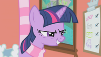 Twilight Sparkle is ready S1E11