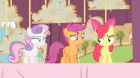 Scootaloo worried S4E05