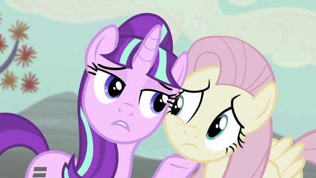 "File:Starlight ""who so desperately miss their cutie marks"" S5E02.png"