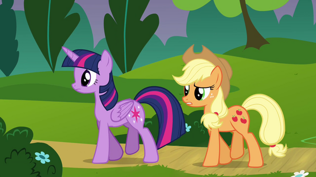 File:Applejack still confused S4E02.png