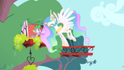 Celestia taking the letter S1E15.png