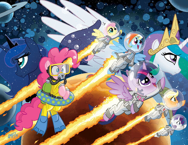 File:My little pony 21 & friends forever 7 jetpack covers combined by tonyfleecs.jpg